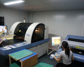 AOI测试扫描机