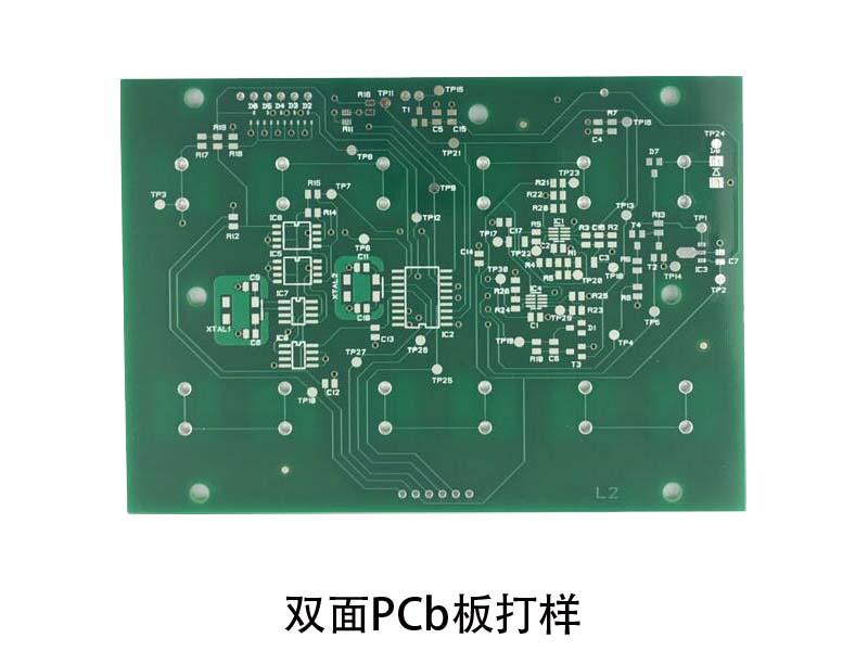 沉银双面PCB线路板加工