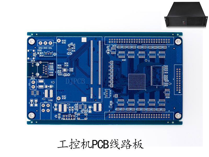 工控机PCB线路板制作