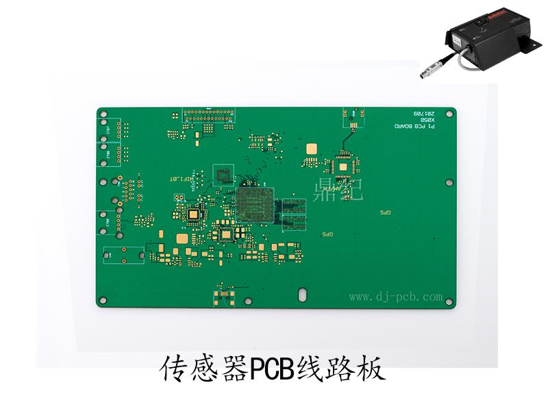 传感器PCB线路板