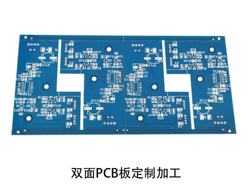 双面沉金PCB电路板定制加工