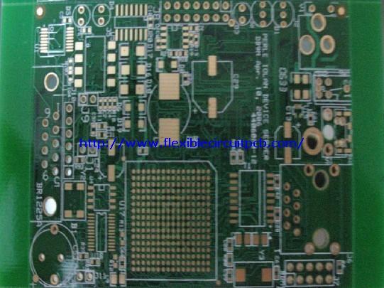 单层印刷电路板3