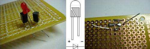 简单电路板的手工焊接步骤解析