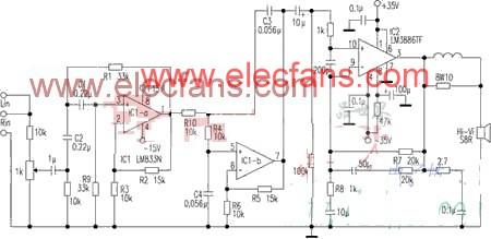 电路 电路图 电子 原理图 450_219