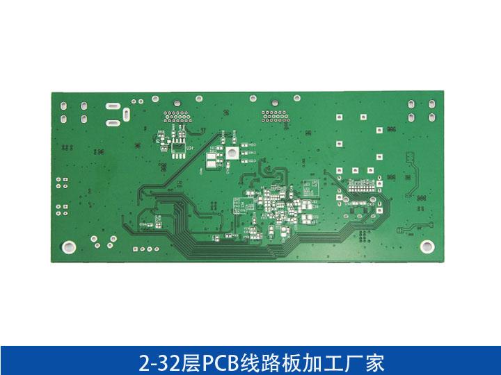 喷锡多层PCB线路加工