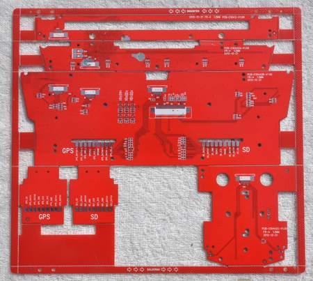 pcb厂家|汽车电子电路板,电路板打样