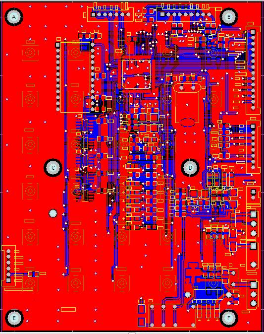 北京双层板抄板,pcb抄板,电路板抄板,电子产-深圳鼎纪