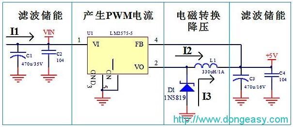 电源模块PCB设计-深圳鼎纪PCB