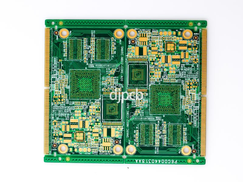 树脂塞孔电路板制作